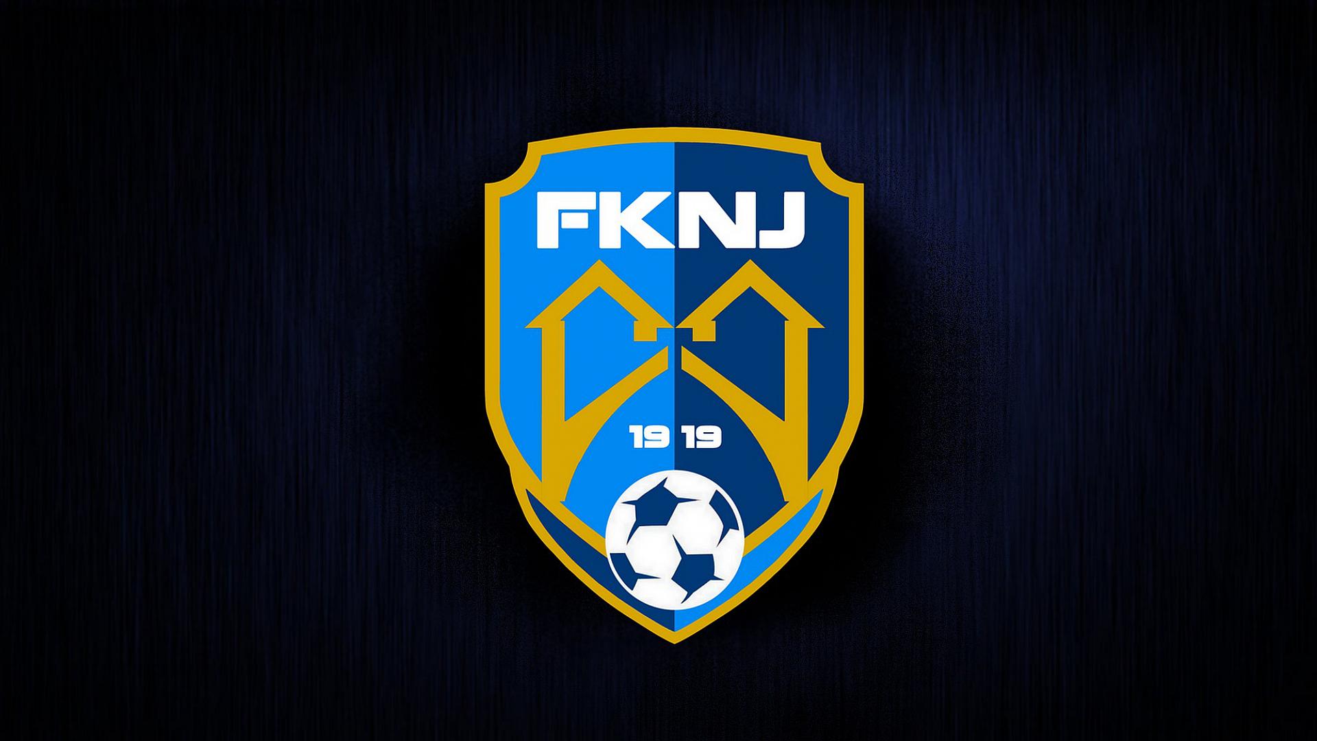 FKNJ - Fotbal Nový Jičín, znak barevný