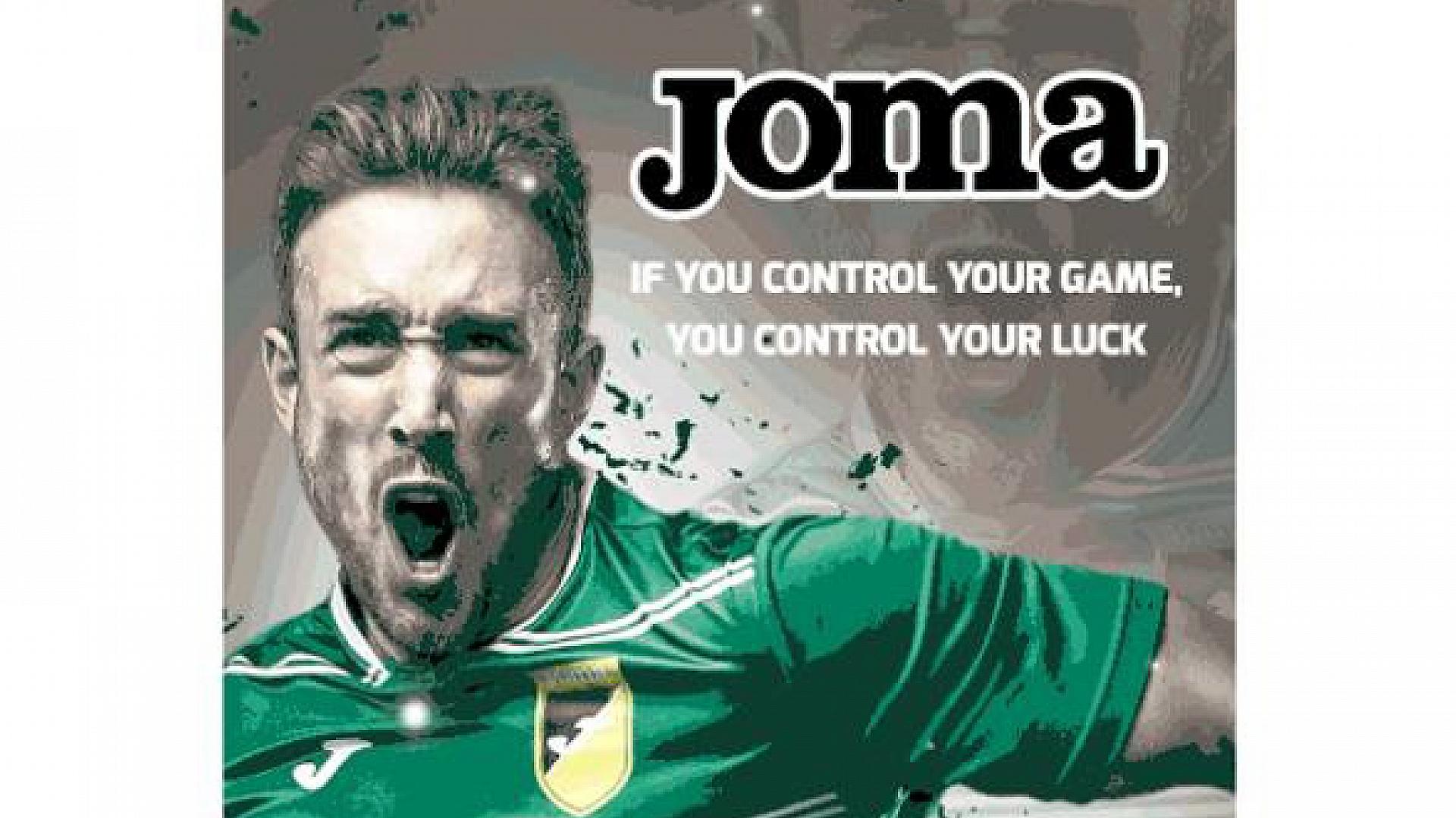 FK NJ - Foto JOMA hráč zelená
