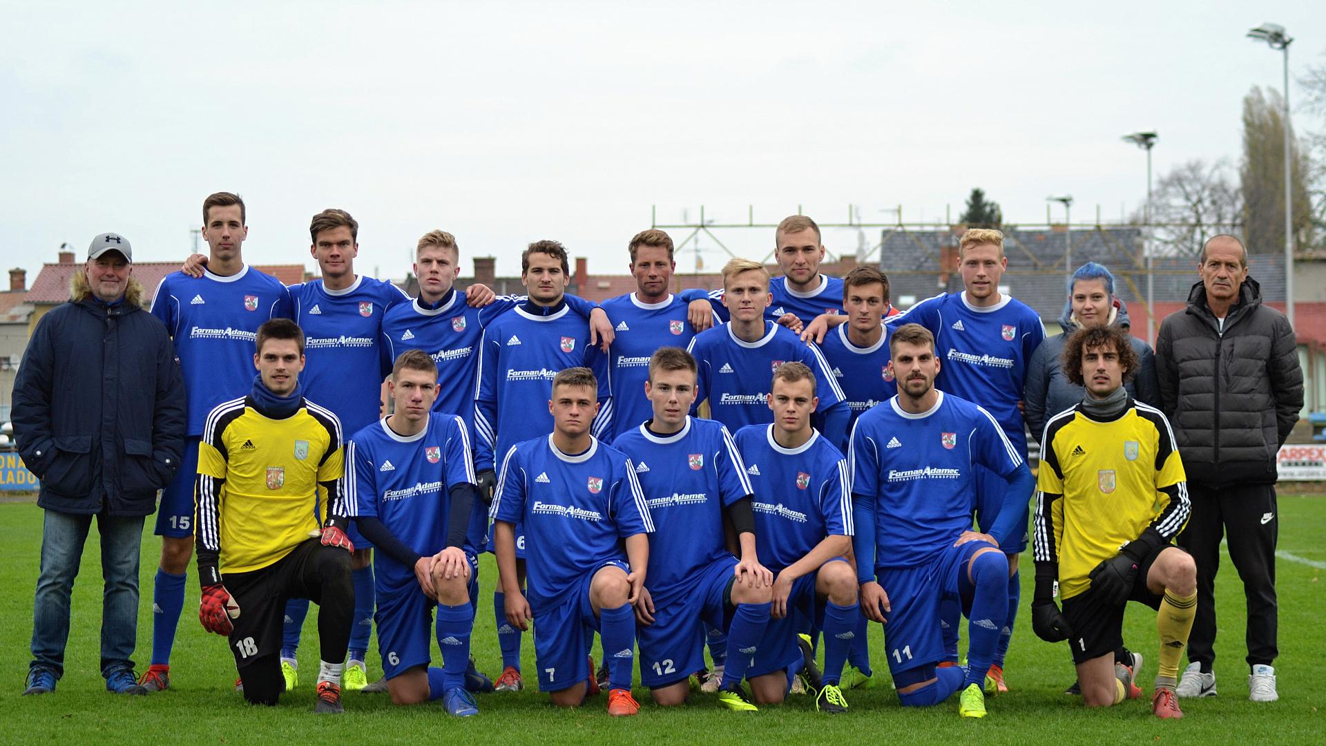 FK NJ - Foto společné muži podzim 2019