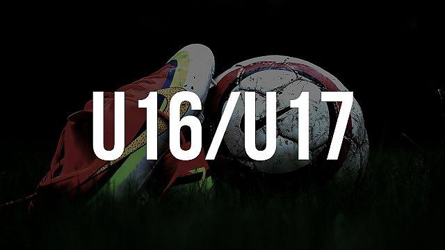 U16/U17 Zápasy