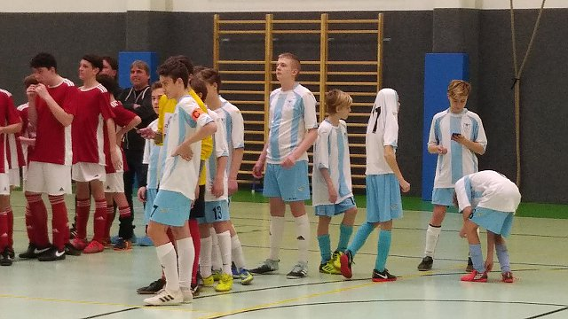 Starší žáci zvítězili na turnaji v Moravském Berouně