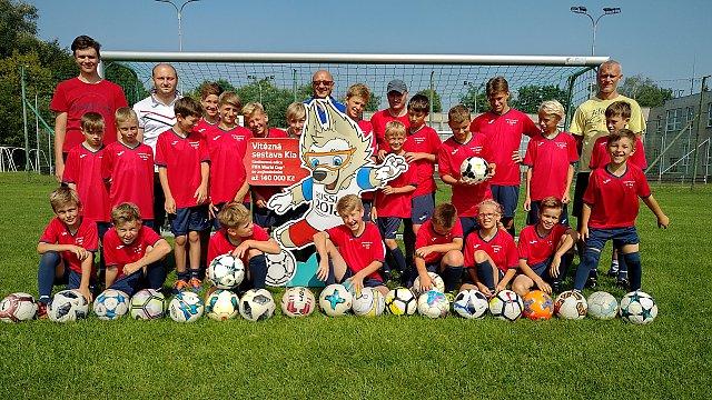 Pořádáme již 5. ročník letního fotbalového KEMPU v Bartošovicích ve dnech 21.7.-30.7.2019