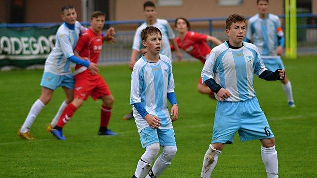 St. žáci KP MU 20. kolo: TJ Sokol Kobeřice - FK Nový Jičín 0:0 (0:0)