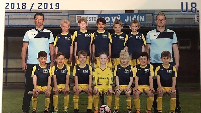 U8 Hodnocení sezóny 2018/2019