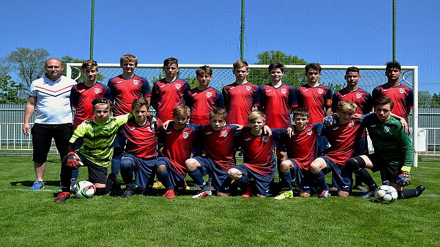St. žáci KP MU 23. kolo: FK Krnov - FK Nový Jičín 2:7 (1:3)