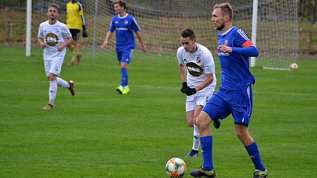 MU 1. kolo: FK Nový Jičín - SK Dětmarovice 3:4 (2:2)